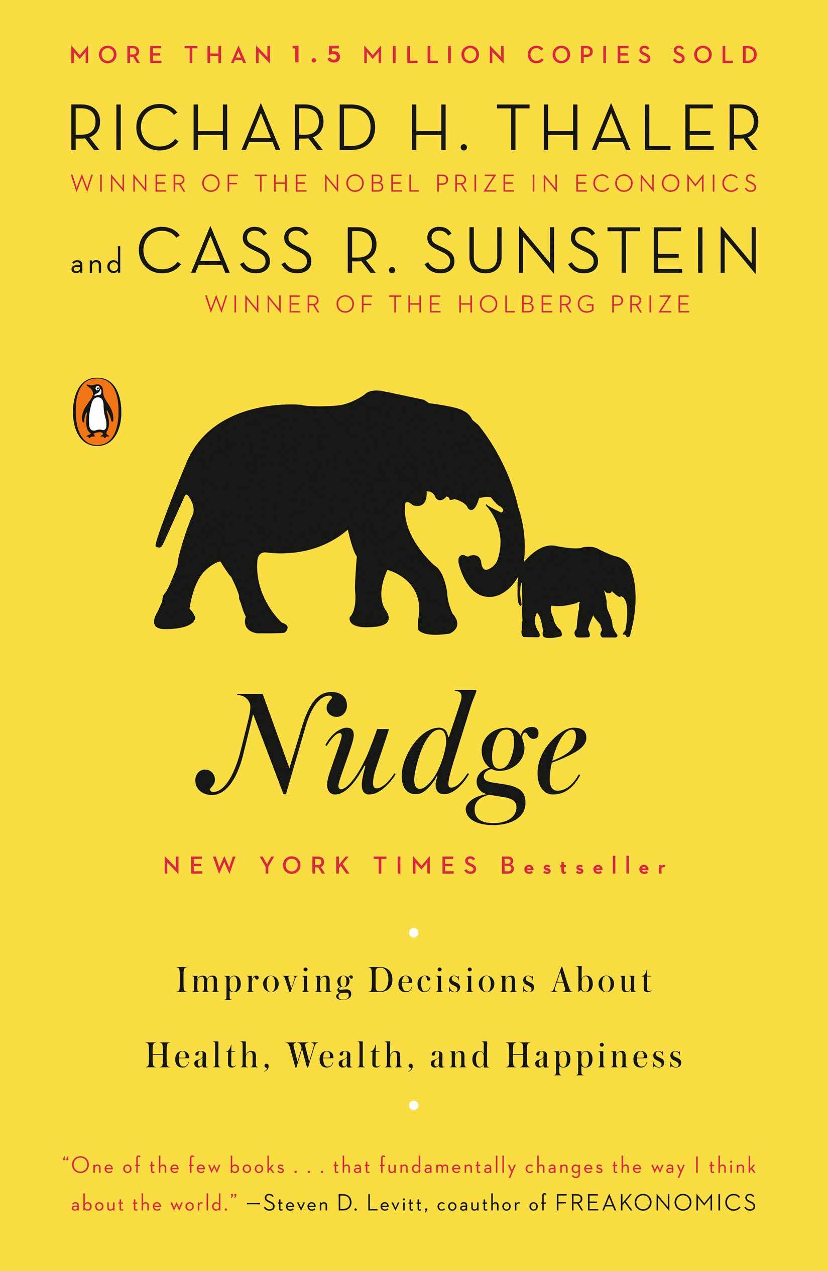 Nudge: Improving Decisions About Health, Wealth, and Happiness: Thaler,  Richard H., Sunstein, Cass R.: 8580001056876: Amazon.com: Books