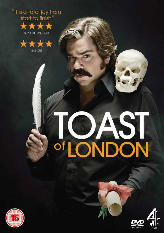 Toast of London (TV Series 2012– ) - IMDb