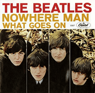 Nowhere Man (song) - Wikipedia